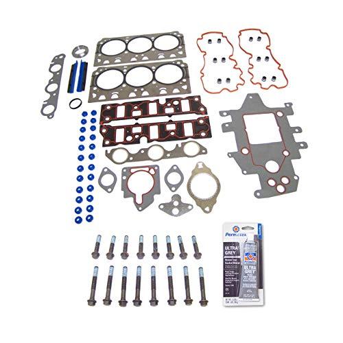 Head Gasket Set Bolt Kit Fits: 98-05 Chevrolet Pontiac 3.8L OHV 12v -