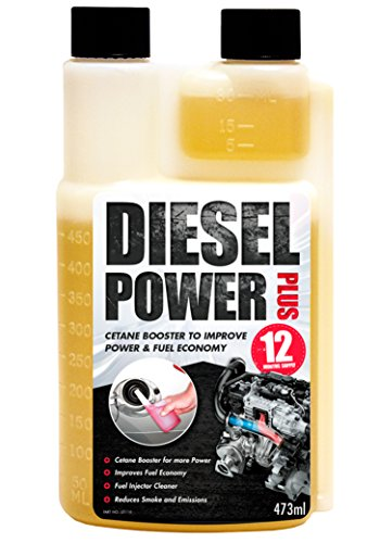 Diesel Power Plus Fuel Additive Cleaner Booster