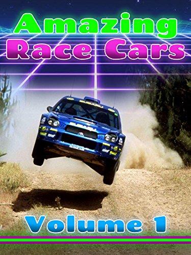 Amazing Race Cars: Volume 1