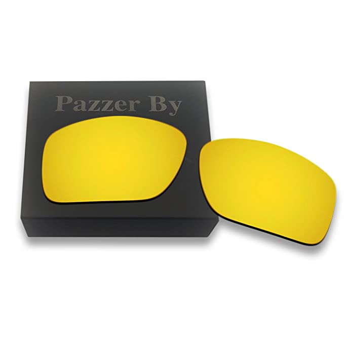 4cbafb8e22 Polarized Replacement Lenses for Oakley Big Taco - 24K Gold Mirrored Coating