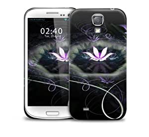 Lotus Flower Samsung Galaxy S4 GS4 protective phone case