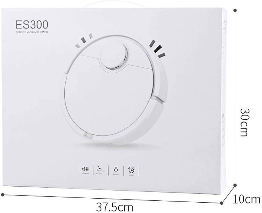 LIUCHANG Machine de Nettoyage de ménage de Charge de Robot de Balayage Paresseux aspirateur Intelligente liuchang20 (Color : White) White