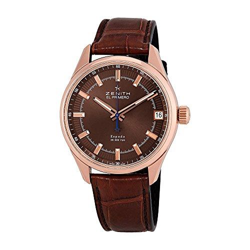 Zenith El Primero Espada Men's Automatic Watch 18-2170-4650-75-C713
