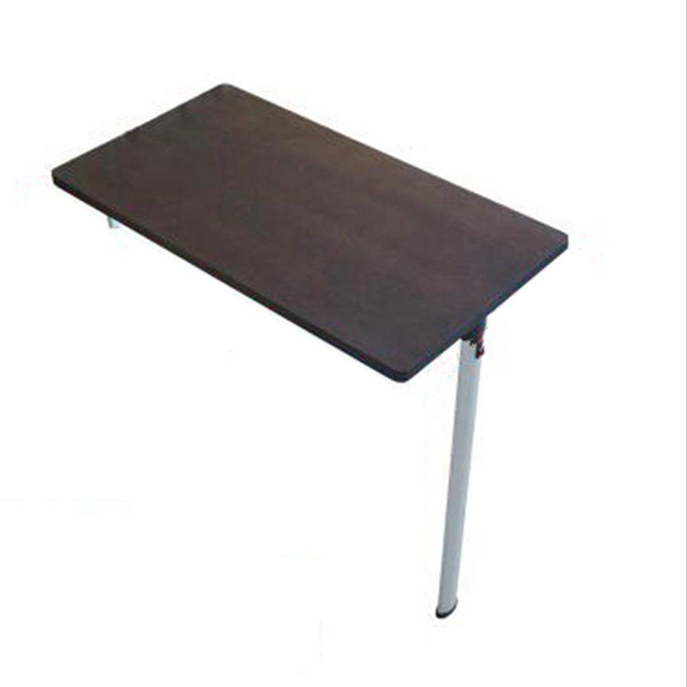 NAN ソリッドウッドダイニングテーブルフォールディングウォールテーブルウォールナット5サイズ ワークベンチ (サイズ さいず : 74 * 74 * 30cm) B07DZF1QQV 74*74*30cm 74*74*30cm