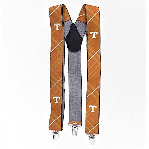 Eagles Wings EAG-8027 Tennessee Volunteers NCAA Oxford Mens Suspenders