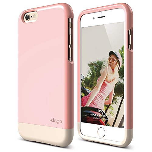 iPhone elago Limited Lovely Champagne
