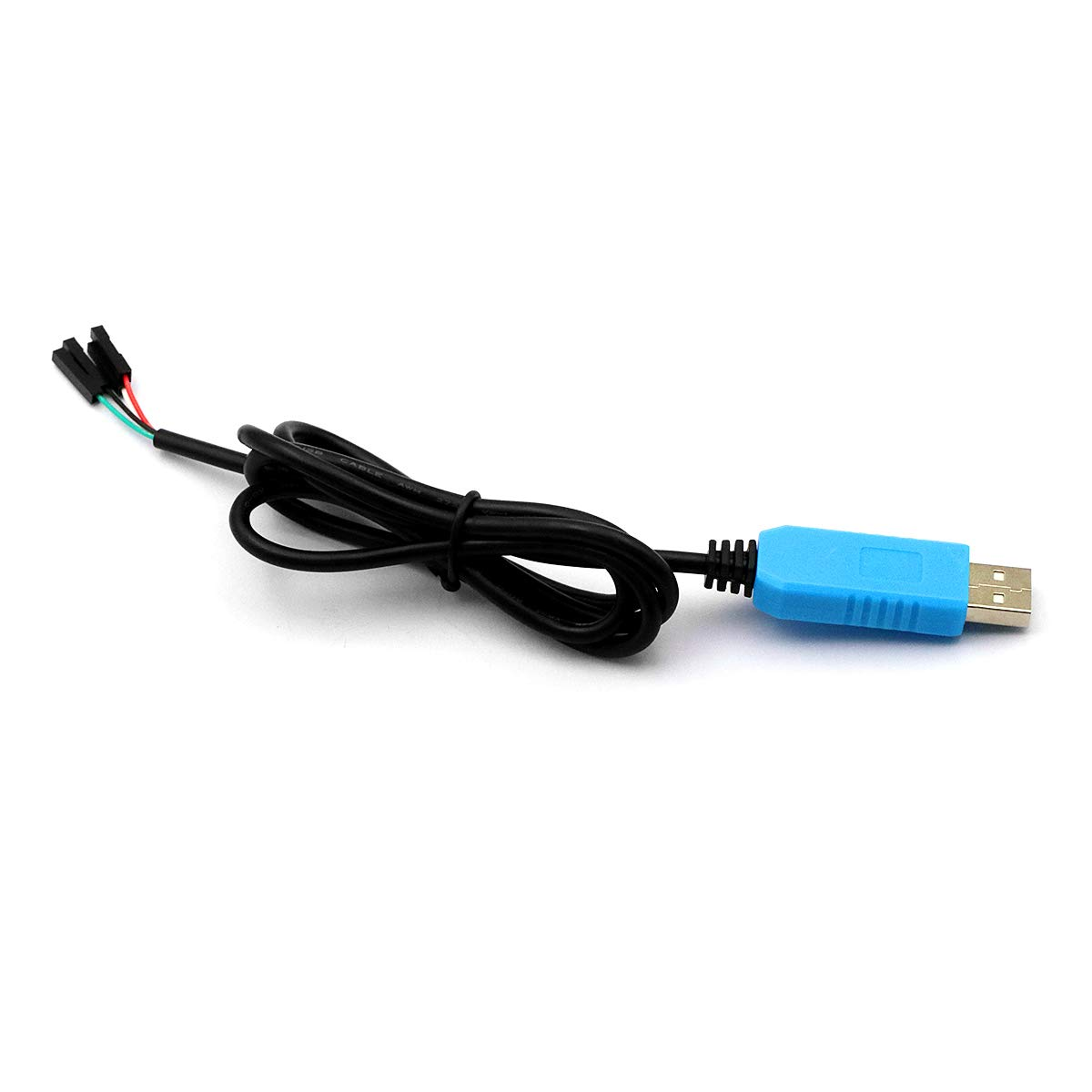 DaFuRui 3Pack PL2303TA USB to TTL Serial Cable Debug Console Cable