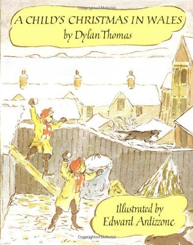 A Child's Christmas in Wales (Godine Storyteller) PDF
