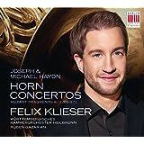 Haydn, Joseph & Michael : Concertos pour Cor