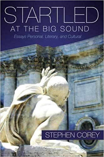 Startled at the big sound essays personal literary and cultural startled at the big sound essays personal literary and cultural stephen corey 9780881466171 amazon books fandeluxe Choice Image