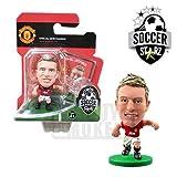 manchester united jones - Soccer Stars Phil Jones (Manchester United / home / 12-13) micro Stars SOCCERSTARZ (*)