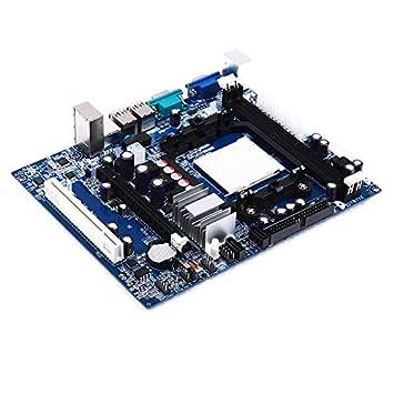 Placa Base for computadora AM2 940 DDR2 / DDR3 for Intel ...