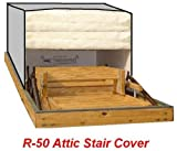 R-50 22 in. x 54 in. Attic Stair Cover