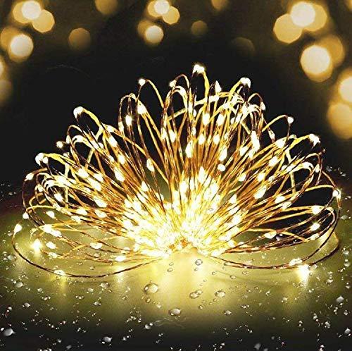 Catena Luminosa Luce della Stringa 20M 200 Led Luci Stringa Kuyang