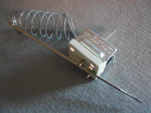 Termostato: 55.17059.080 Belling, Diplomat, nuovo mondo, stufe: forno termostato: singolo polo 45 C –  291 C sensore 3.03 mm x 160 mm capillare lunghezza 950 mm: eGo 55.18059.050 55.17059.080: Bel