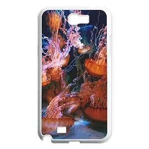 Y-O-U-C8077093 Phone Back Case Customized Art Print Design Hard Shell Protection Samsung Galaxy Note 2 N7100