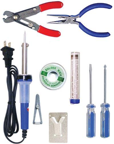 Electronic Technician Starter Tool Kit – 9pc.