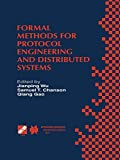 Formal Methods for Protocol Engineering and