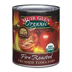 Muir Glen Organic Fire Roasted Crushed Tomatoes -- 28 fl oz