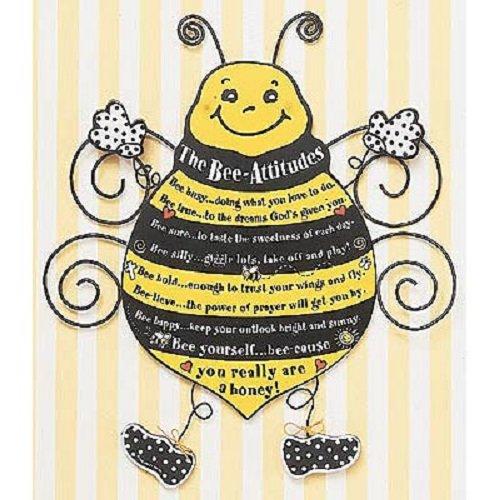 Abbey Press 32314 The Bee-Attitudes Plaque