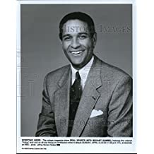 Press Photo Real Sports With Bryant Gumbel - cvp58053