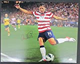 Abby Wambach Usa Uswnt World Cup Signed 16x20 Photo JSA P07129 - Authentic Signed Autograph