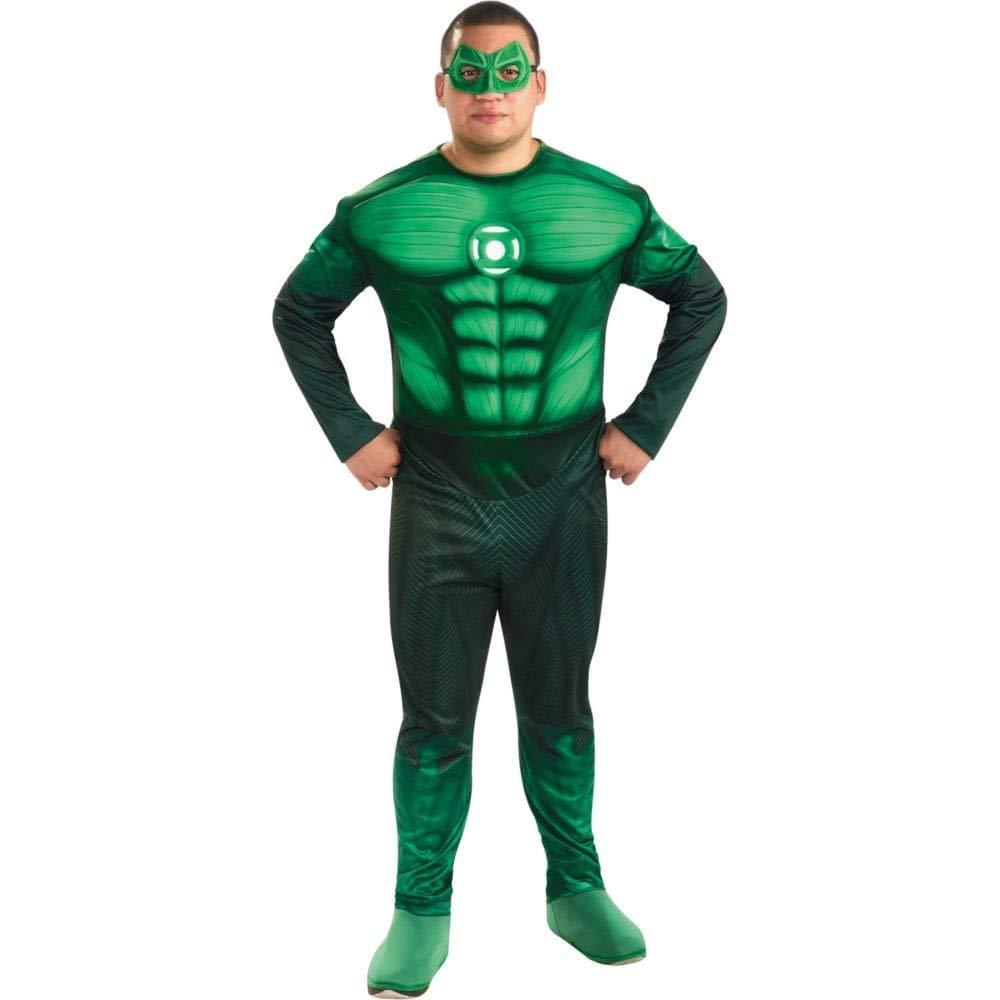 Men's Hal Jordan Green Lantern(TM) Costume
