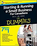img - for Starting and Running a Small Business For Canadians For Dummies All-in-One book / textbook / text book