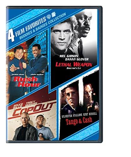 (4 Film Favorites: Buddies & Badges Collection)