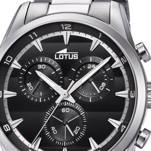 Amazon.com: Lotus Chronograph 18365/4 Mens Wristwatch very sporty: Watches