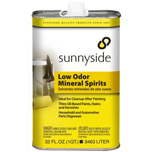 SUNNYSIDE CORPORATION 80332 1-Quart Mineral Spirits