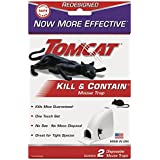Tomcat Kill and Contain Mouse Trap, 2-Pack