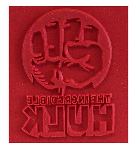 ゴム製スタンプMarvel ComicsレトロHulk Fistラバースタンプの商品画像