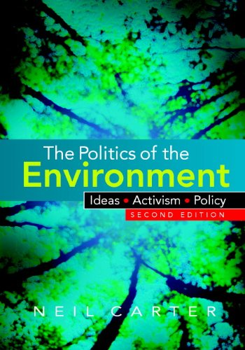 Download The Politics of the Environment: Ideas, Activism, Policy Pdf