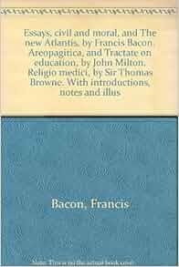 Areopagitica Summary and Study Guide