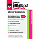 Common Core Mathematics Tips and Tools Grade 4, Newmark Learning, LLC, 1478808241