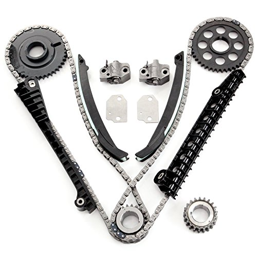 Scitoo New Timing Chain Kit Fits 97-04 Ford F-150 F-250 ECONOLINE 5.4L SOHC