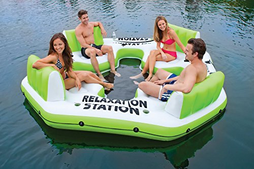 Intex Pacific Paradise Relaxation Station, Green