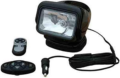 Golight Stryker GL-3049-M Wireless Remote Control Spotlight – 2 Remotes – Magnetic Base