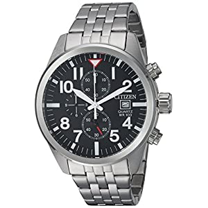 citizen Analog Black Dial Men's Watch-AN3620-51E