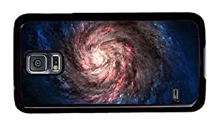 Hipster Samsung Galaxy S5 Case luxury cases cosmic starburst PC Black for Samsung S5