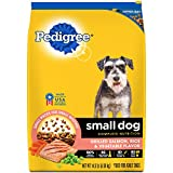 PEDIGREE Small Dog Adult Complete Nutrition Grilled Salmon, Rice and...