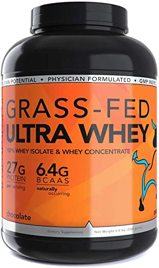 Dioxyme 5lb Grass Fed Ultra Whey Protein