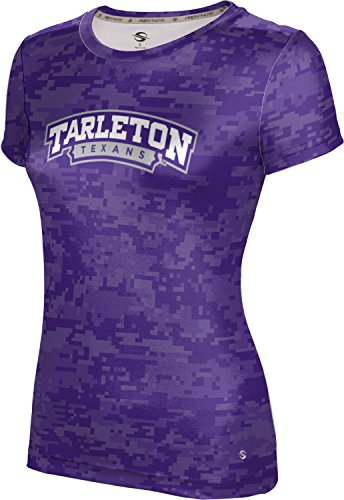 (ProSphere Tarleton State University Women's Performance T-Shirt (Digi Camo) FEE0)