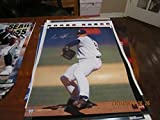 2000 San Diego Padres Trevor Hoffman poster bx-sd