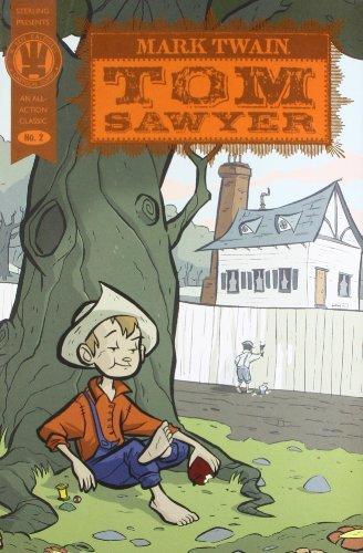 All-Action Classics No. 2: Tom Sawyer (The Adventures Of Tom Sawyer Grade Level)