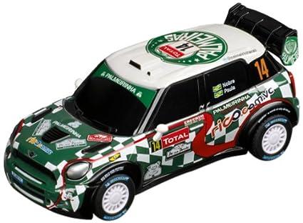 Carrera Coche GO 143 Mini Countryman WRC Equipe