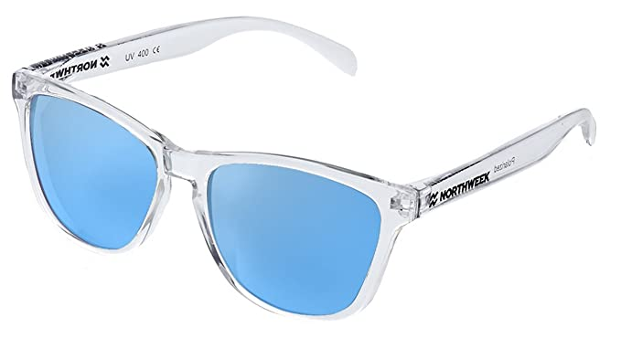 Gafas de sol Northweek ALL Bright white | lente ice blue ...