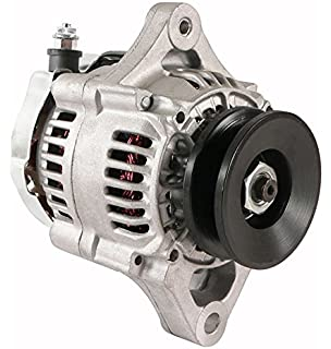 amazon com new mini denso type self exciting 60 amp alternator db electrical and0525 alternator fits chevrolet gm mini street rod race one wire high