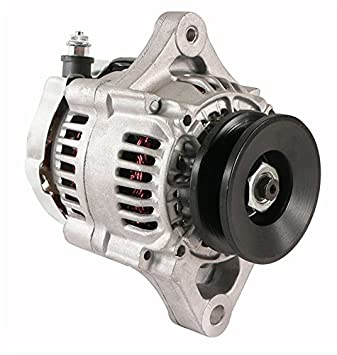 51LQOUw09RL._SY355_ amazon com db electrical and0525 alternator (fits chevrolet gm One Wire Alternator Installation at bayanpartner.co